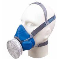 代尔塔105009 亚博体育下载地址用品面罩 防毒半面罩面具 亚博体育下载地址面罩